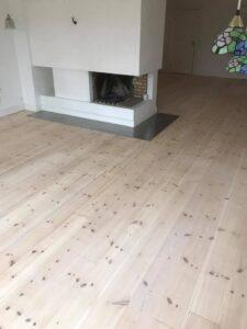 Nyt gulv i Køge og omegn